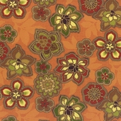 Ipanema Cotton Fabric - Floral