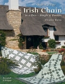 Irish Chain in a Day Single and Double Second Edition From Quilt in a Day book Series by Eleanor Burns