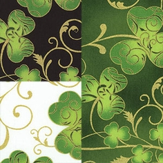 Irish Charm by Hoffman Fabrics