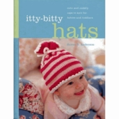 Itty-Bitty Hats Pattern Book by Susan B. Anderson