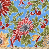 Jakarta Cotton Fabric - Breeze J8689-492