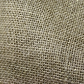 James Thompson Sparkle Burlap Fabric - 60 Inch - Natural