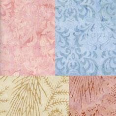 Java Batiks Softies