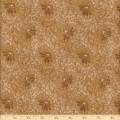 Jefferson County Cotton Fabric - Brown