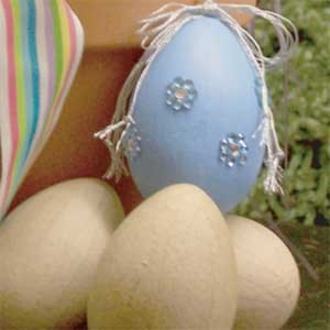 Jeweled Spring Egg