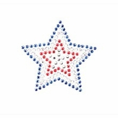 Jolee's Jeweled Iron-on - Star - Clearance