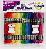 Cotton Embroidery Floss Jumbo Pack - 105 Piece - Janlynn