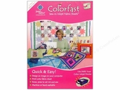 June Tailor Colorfast Sew-in Ink jet Fabric Sheets 3 pack