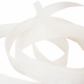 Jute Ribbon 1in. - Ivory - 16 1/2yds