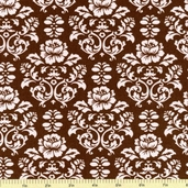 Kaufman Fabrics - Pimatex Basics Cotton Fabric - Chocolate BKT-10535-167