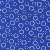 Kaufman Fabrics - Pimatex Basics Cotton Fabric - Cobalt