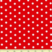 Kaufman Fabrics - Pimatex Basics Cotton Fabric Collections - Red