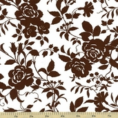 Kaufman Fabrics - Pimatex Basics Cotton Fabric - Mocha