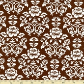 Kaufman Fabrics - Pimatex Basics Cotton Fabric - Mocha BKT-10535-227