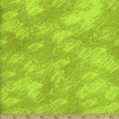 Kingston Concrete Cotton Fabric - Lime - CLEARANCE