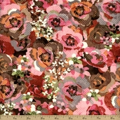 Kissing Booth Cotton Fabric - Cherry Cordial 30310-12