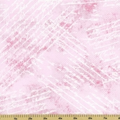Kissing Booth Love Letters Cotton Fabric - Pink 30315-13