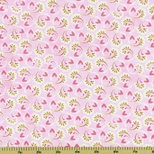 Kissing Booth Mousse Cotton Fabric - Pink 30313-13