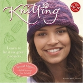 Klutz Knitting: Learn to Knit Six Great Projects (AGES 10+)