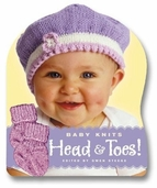Knit Baby Head and Toes! - Gwen Steege