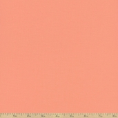Kona Cotton Fabric Solids - Creamsicle