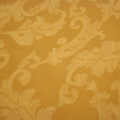 Kona Elegance Large Jacquard Fabric - Gold