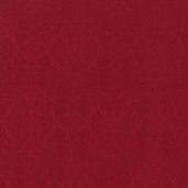 Kona Elegance Small Jacquard Cotton Fabric - Crimson