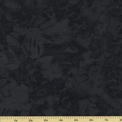 Krystal Blender cotton fabric 1302-D - Black