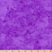 Krystal Blender Cotton Fabric - Grape