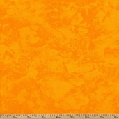 Krystal Blender Cotton Fabric - Mango