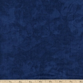 Krystal Blender Cotton Fabric - Navy Blue