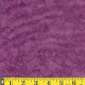 Krystal Blender Cotton Fabric - plum