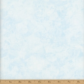 Krystal Blender Cotton Fabric - Powder Blue 1060-D