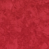 Krystal Blender Cotton Fabric - Red