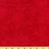 Krystal Blender Cotton Fabric - Red 2149-D