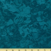 Krystal Blender Cotton Fabric - Teal 1259-D