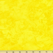 Krystal Blender Cotton Fabric - Yellow 1127-D