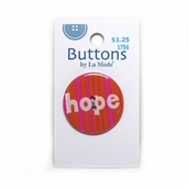 La Mode Buttons - Hope