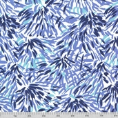 Lanikai Cotton Fabric - Mumsy Blue