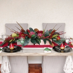 Layered Table Runners