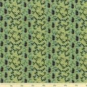 Liberty Paisley Cotton Fabric - Tundra
