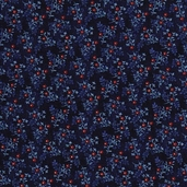 Liberty Ridge Fabric Collection - Blue