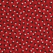 Liberty Ridge Fabric - Red