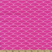 Lili-fied Arches Cotton Fabric - Pink 05966-22