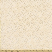 Little Darlings Cotton Fabric - Abstract - Cream