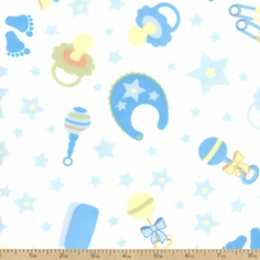 More Children's Fabric...