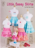Little Sassy Skirts by Cindy Taylor Oates