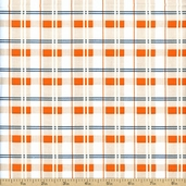 Little Surfer Boy Cotton Fabric - Orange Y1200-36