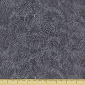 Love Lives Here Cotton Fabric Grey Love-499