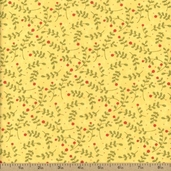 Lovely Cotton Fabric - Yellow 17580-14
